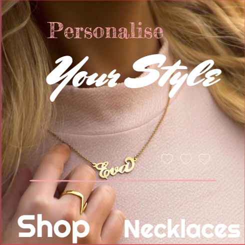 Shop Neckaces & Pendants