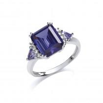 Stunning Tanzanite Ring