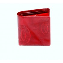 Cartier Wallet - Red