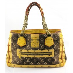 Sold ! Louis Vuitton ALLIGATOR HANDBAG