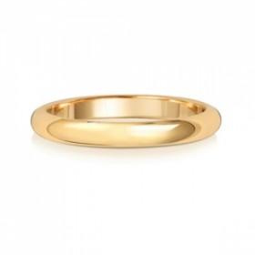 9CT GOLD WEDDING BAND