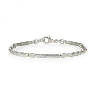 Stunning Swarvoski Crystal Bracelet