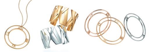 Sell Tiffany Atlas jewellery