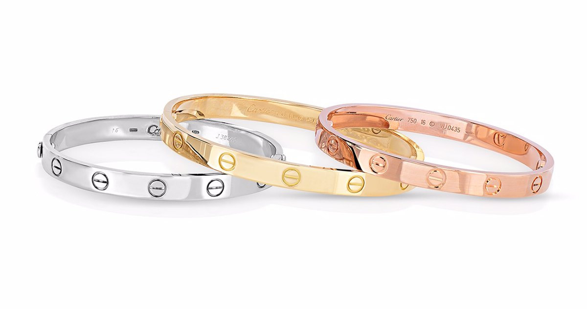 Everything you need to know about the cartier love bracelet