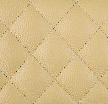 Cavier Leather Chanel Handbag