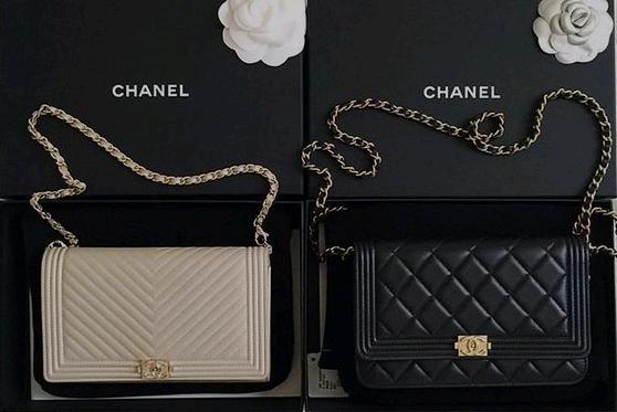 fed9f1c06f3d Chanel Handbag Guide. The Chanel Flap Bag