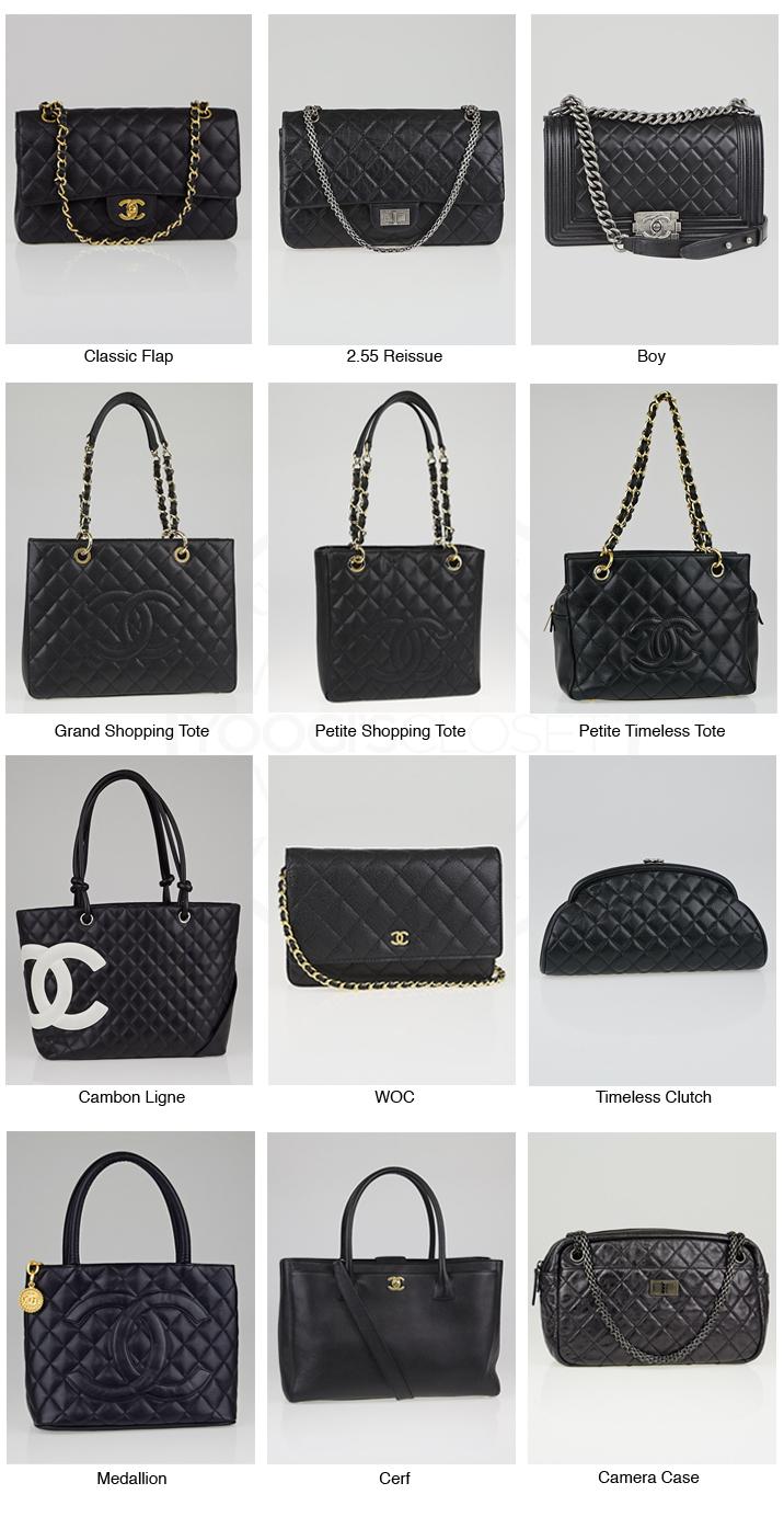 Chanel Handbag reference