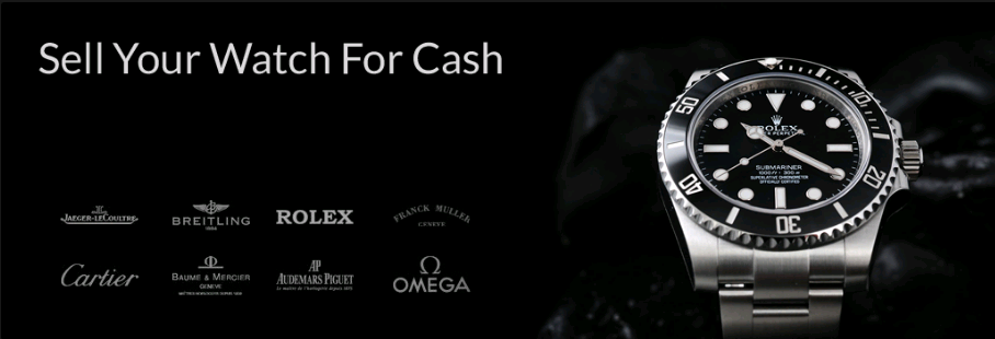 Sell Your Watch For Cash