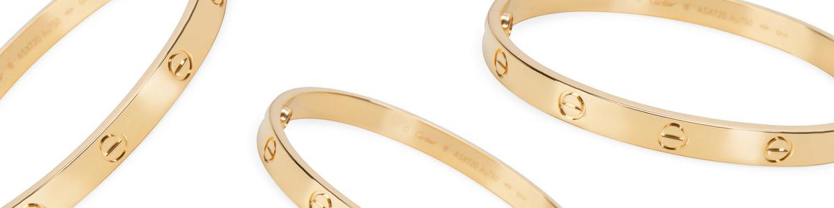 sell cartier love bracelet