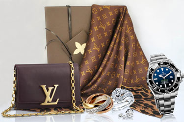 SELL YOUR LUXURY ITEMS