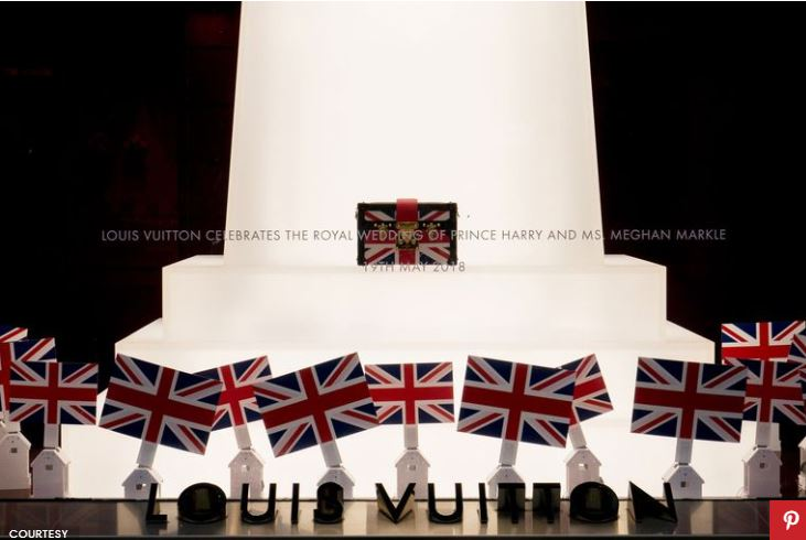 royal wedding louis vuitton bag