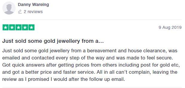Sell Tiffany Jewellery